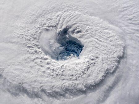 Global storm space vortex Celia Stock Photo
