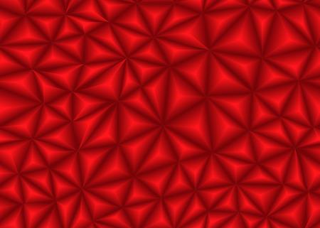 triangular: abstract triangular red seamless surround