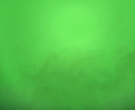green beautiful background for everything from smoke and light