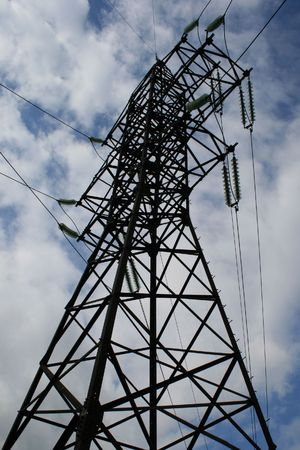 electrify: High voltage tower