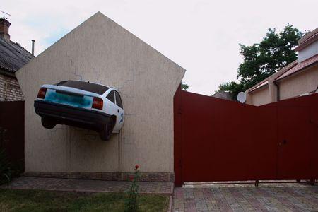 Has driven in garage