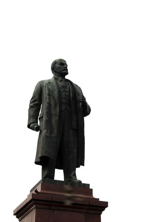 lenin: Lenin monument