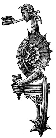 15th century: lamp, Italy, 15th century - an illustration to article