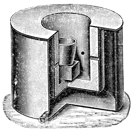 furnace: furnace by Sefstrom - an illustration to article