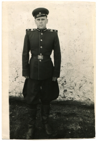 sergeant: Sergeant of the Soviet Army, the USSR, 1950