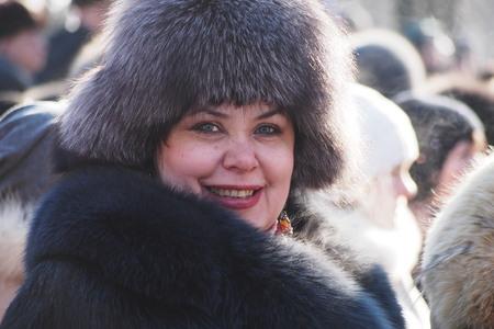 reunión con la mujer de ucrania
