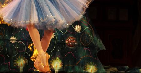 ballet dance: expressive ballet photo