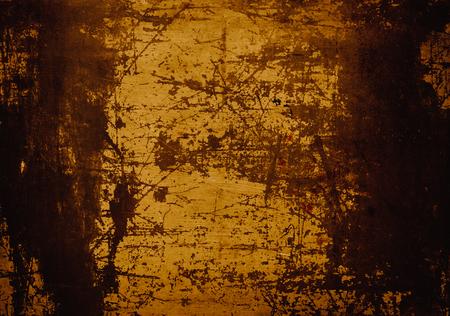 Grunge rusty metal brown rust texture background