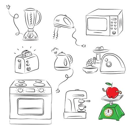 Keuken apparaat