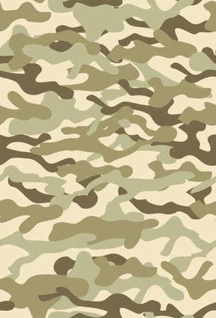 Camouflage. Seamless pattern