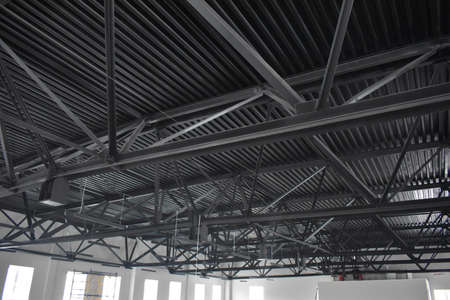 fasteners and metal roof supports