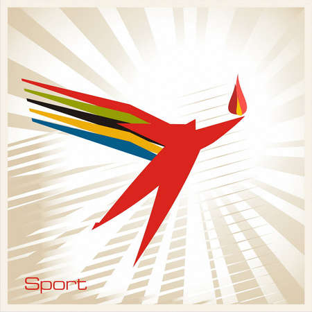 brand, symbol, Danko, sport, Stock Vector - 23860309
