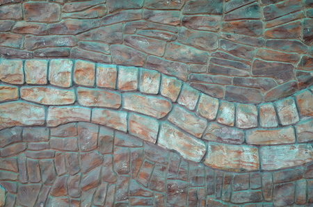 Background of wild stone.