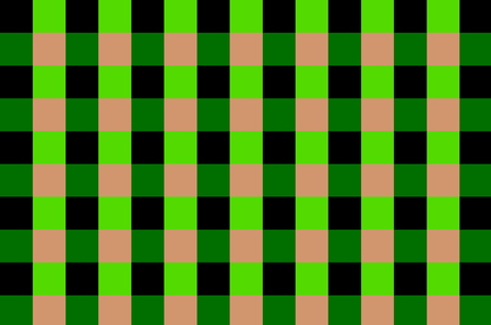 A graphic resourse of identical squares of four colors.