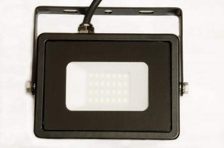 LED spotlight rated at 30 watts. 写真素材