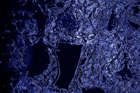 Imitation of ice crystals