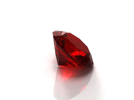 Ruby gem photo