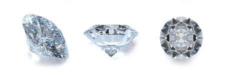 Diamond gems Stock Photo - 4680644