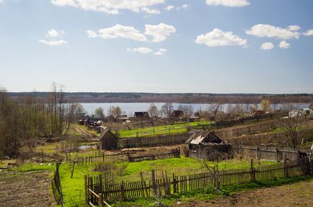 plots: Garden plots on the lake