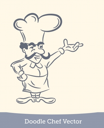 doodle chef