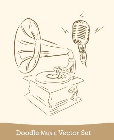 doodle music set