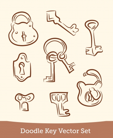 doodle keys