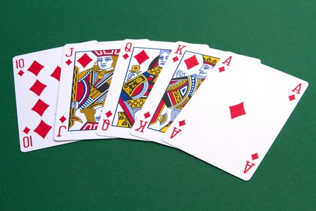 Still IMAGE - four cards with kings Stock Photo - 8026965
