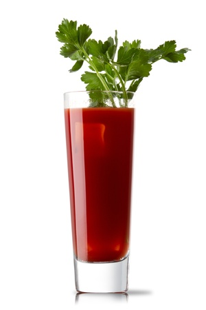 bloody mary: Bloody Mary Stock Photo
