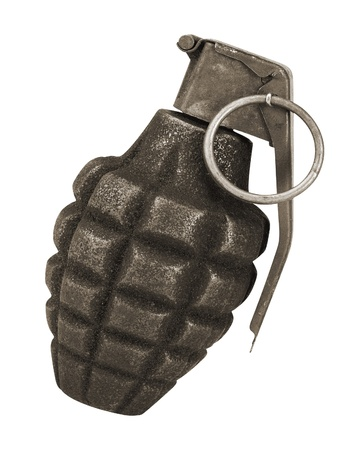 grenade: old grenade for your projects
