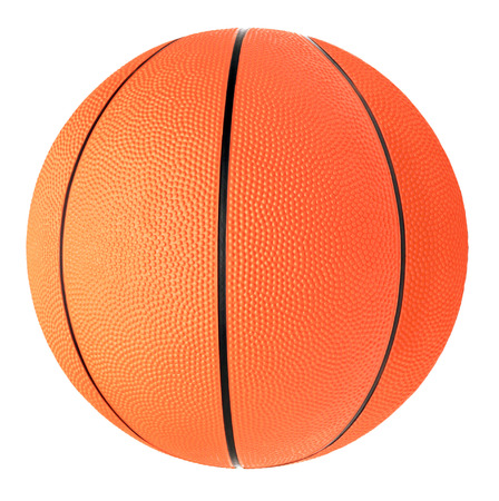 famous industries: basketball ball Stock Photo