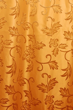 vertical composition: Beautiful curtain texture in vertical composition Stock Photo