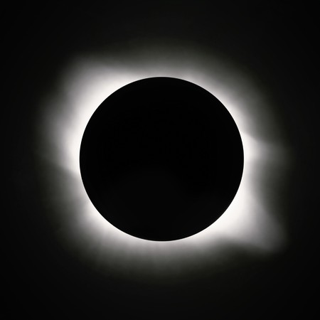 Total sun eclipse Stock Photo - 7350077