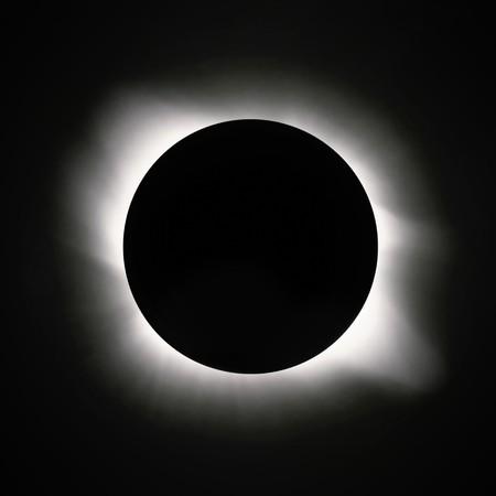 Total sun eclipse Stock Photo - 7350077