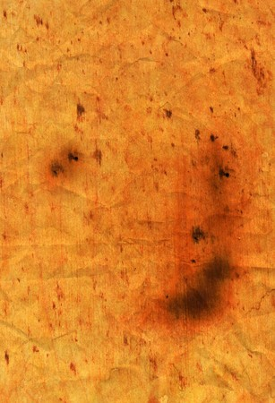 creasy: Texture of the old creasy paper