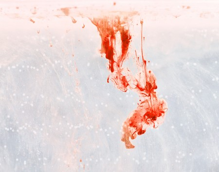 Ink of blood photo