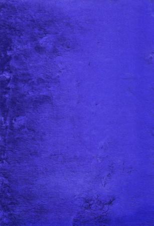 Velvet texture in blue color