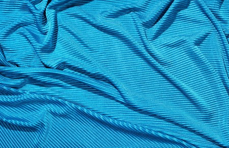 massy: Blue cloth as background