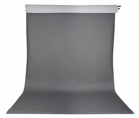 Studio background in roll isolated