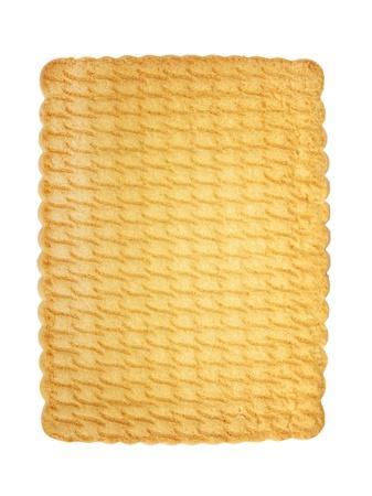 Cracker isolated on a white background Stock Photo - 12906013