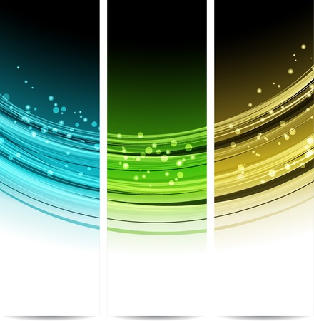 christal: illustration Abstract colorful background.