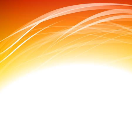Illustration Résumé fond coloré. lignes orange Banque d'images - 47833668