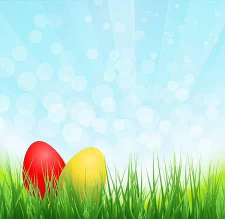 59,354 Easter Egg Background Stock Illustrations, Cliparts And ...