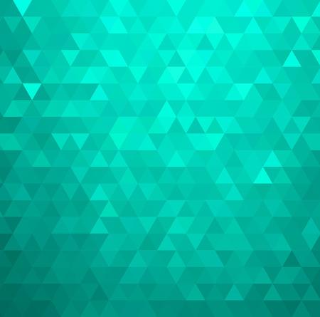 orange background abstract: Vector Abstract orange color mosaic background for design brochure, website, flyer
