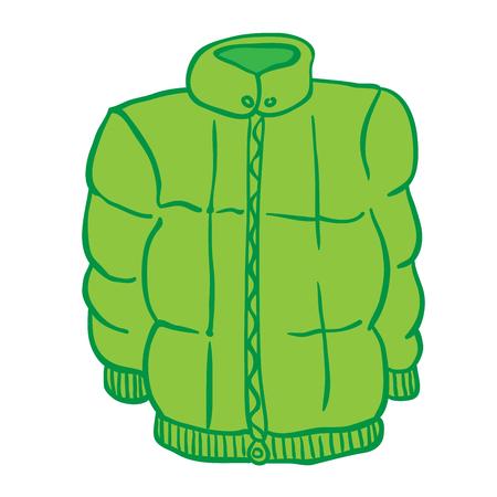 winter jacket: winter jacket cartoon