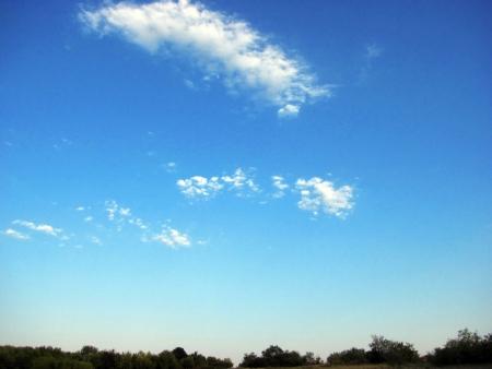 blue sky Stock Photo - 14554048