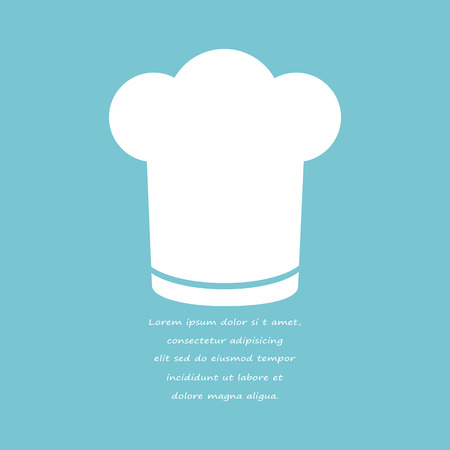 replaceable: Chef cap icon.