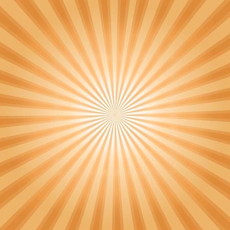 spiral: Sun Sunburst Pattern. Illustration
