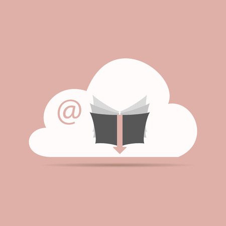issue: download books on the internet through the cloud