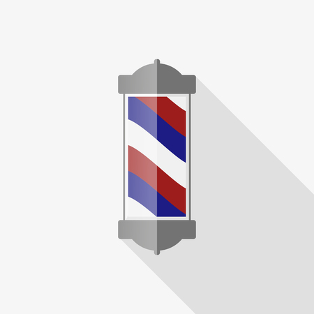 barbershop pole: