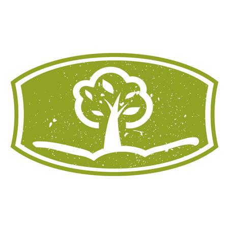 fertile: fertile green tree